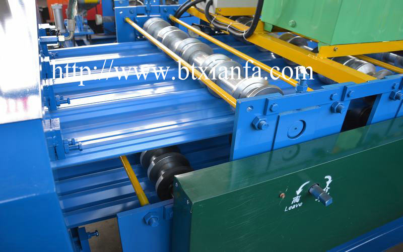 step tile making machine