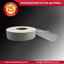 High brightness 100% cotton reflective flame retardant fabric