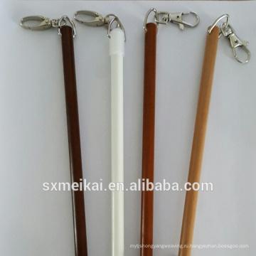 Палочка / палочка для штор из стекловолокна 9,5 мм для занавески для душа