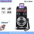 10-дюймовый наружный Bluetooth портативный Head Lever Speaker