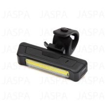 USB recarregável COB LED bicicleta luz (24-1h0335)