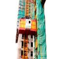 sc series rack and pinion construction passenger building hoist