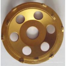 100mm PCD Tools Diamond Cup Grinding Wheel