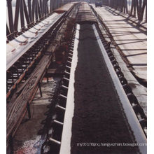 China PVC Coal Food Mining Chemical Rubber Belt Conveyor Price with ISO Ce