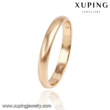 13766-Xuping bijoux simple style de mode et bague de mariage de vente chaude