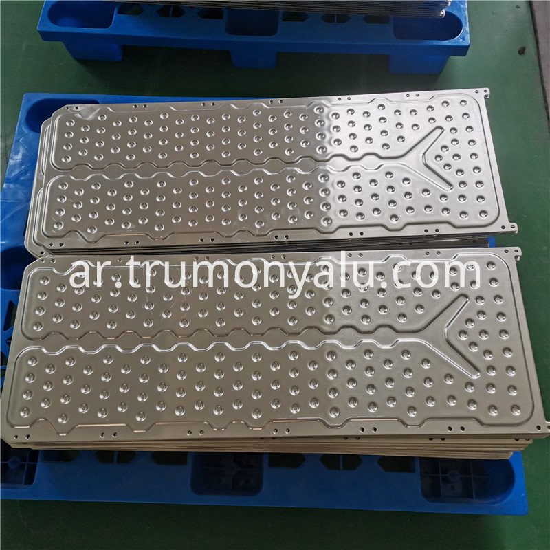 Aluminum Water Cooling Plate23