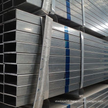 Welded Carbon Pre-Galvniazed Square Steel Pipe