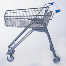 Carrinho de compras idoso