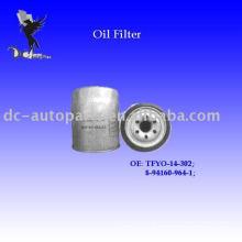 Filtro de óleo centrífugo para Mazda TFYO-14-302