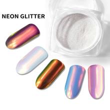 Neon Powder for nail,Aurora pigment,Mirror pigment