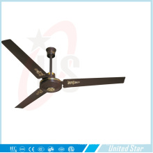 Unitedstar 56′′ Metal Cover Ceiling Fan (USCF-159) Withce/RoHS