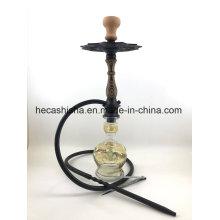 Carter Style Nargile de qualité supérieure Tuyau fumant Shisha Hookah