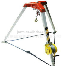 CE Approved Mining Rescue Tripod with best price