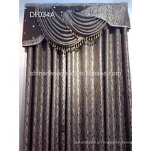 Cortina jacquard clássica de cortina mais recente
