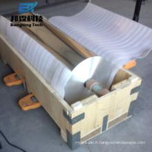 Haute qualité utilisé feuille d'estampage à chaud pour textile 1200 avec bas prix