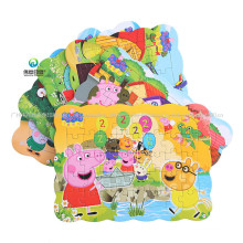 Intelligent Educational Toy Children Cutting Jigsaw Paper Puzzle