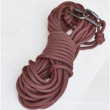 Cuerda de salvamento de cuerda de rescate de cuerda de socorro de cuerda de descenso de cuerda de descenso de cuerda de salvamento de cuerda de rescate de 10 mm para escapar de la cuerda