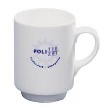 Porzellan-Becher, Kaffeetasse