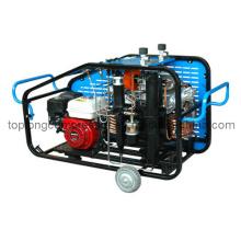 Compresseur de plongée sous pression à haute pression Compresseur de Paintball de respiration (Ba400p 11HP)