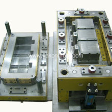 Automotive interior plastic injection moulding
