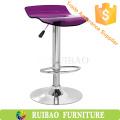 Best Sales Acrylic Bar Stool Bar Chair with Chromed Base in Acrylic Furniture