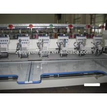 Yuehong machine à broder à paillettes jumelles