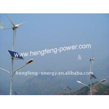 China máquina usando moinhos de vento para gerar eletricidade