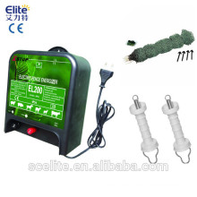 PV protection electronic fence energizer