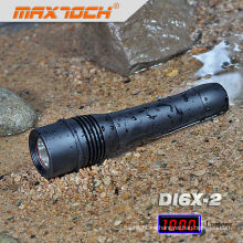 Maxtoch DI6X-2 Waterproof LED Diving T6