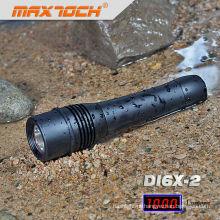 Maxtoch DI6X-2 Impermeável LED Mergulho T6