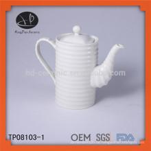 TP08103-1 Gute Qualität Keramik-Restaurant chinesischen Kessel Tee Töpfe Teekanne