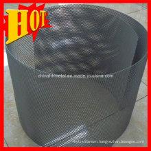 Titanium Mesh with Iridium Coating
