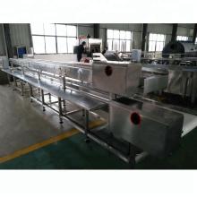 Máquina de atum em lata de linha de processamento de atum redondo