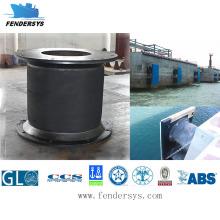 A maioria de barco de absorção de energia o mais altamente protege o pára-choque de borracha da pilha super para a venda