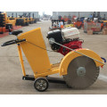 Machine de coupe de route en béton à grande vitesse à conducteur marchant pour le povement FQG-400