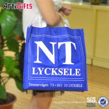 Promotion reusable cloth non woven bag