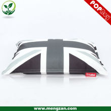 Cubierta de beanbag al aire libre bandera beanbag silla de sofá