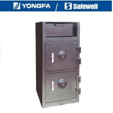Caja de seguridad Safewell dB Panel 900mm Deposit Safe para Casino