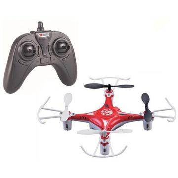 X7 2.4G 4 canales 6 ejes Gyro RC Nano Quadcopter Drone Kit Drones Uav Professional