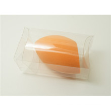 Private Label Winkel Form Kosmetik Make-up Schwamm mit PVC-Paket
