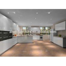 Armario de cocina de alta tecnología armario de cocina de diseño moderno de calidad superior para muebles de cocina adecuado
