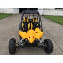 Los niños de Gas eléctrico va el Kart de dos ruedas motrices (KD 150GKT-2)