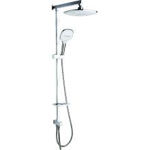 Cabezal de ducha de lluvia de 22 * 22 mm Columna de ducha de cabezal cuadrado