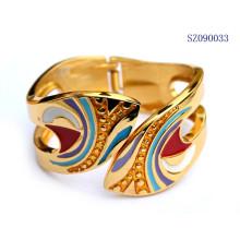 Imitation Gold Magnetic Fashion Jewelry Bangle Bracelet