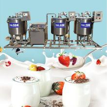 Trinkmilch Joghurt Verarbeitungslinie für Cup-Paket
