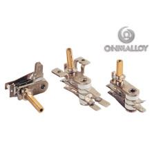 Fournisseur de qualité Ohmalloy5j20110 Bande bimétallique pour commutation de température