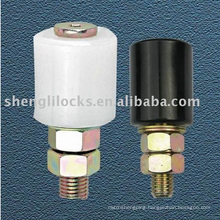 Factory Wholesale Nylon Pulley / Plastic Pulley