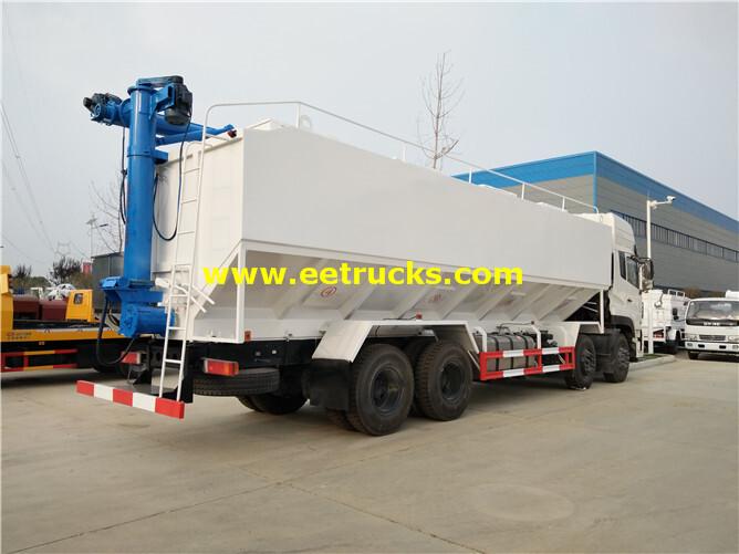 Dfac Cement Bulker Tank Trucks