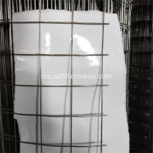 "1/4 ""3/4"" Rolled Wire Mesh Welded Stainless Steel"