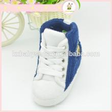 Новый 2015 Зимний Новорожденный Толстые Теплые Сапоги Младенцы Органическая Хлопковая Детская Обувь